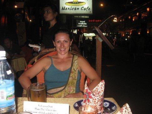 Dinner & drinks on Bar Street