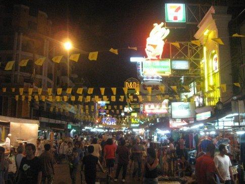 Back to Bangkok - Khao San Road