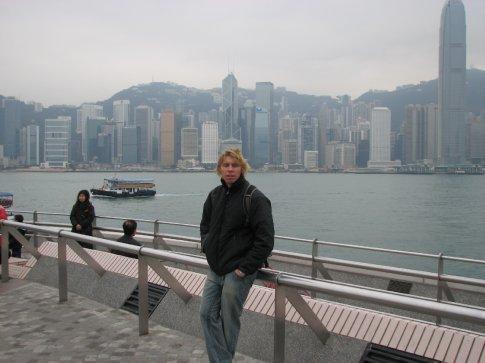 Hong Kong Habour