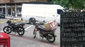 Motorcycle Pizza Delivery: by erraticallyabstract, Views[25]