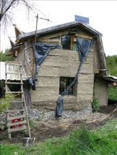 Some of the insultating work I did on the family house.: by escape_artist, Views[257]