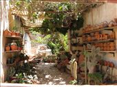 This is the awesome courtyard of someone's house. I want to live here!: by escape_artist, Views[133]