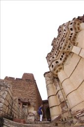 Jodhpur Fort: by escapismus, Views[68]
