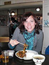 mmm... rijst met pork en aubergine! mn lievelings gerecht bij dat restaurant: by esther_in_china, Views[263]