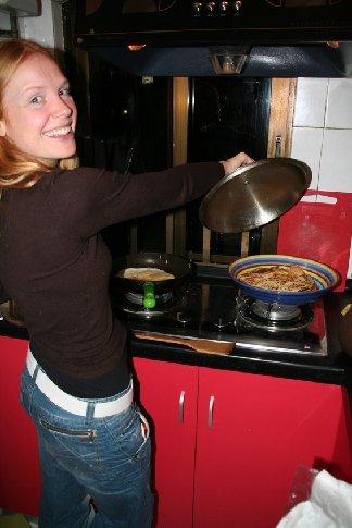 lekker pannenkoeken bakken!