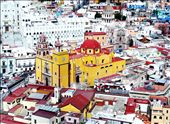 A kaleidoscope of colour in Guanajuato, Mexico: by esthermanning, Views[105]