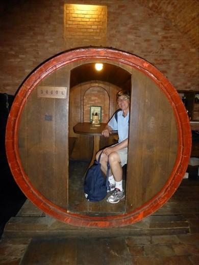 Ian in the bier kellar