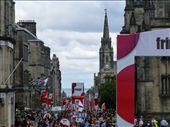 Edinburgh in Fringe Festival mode: by europe2013, Views[518]