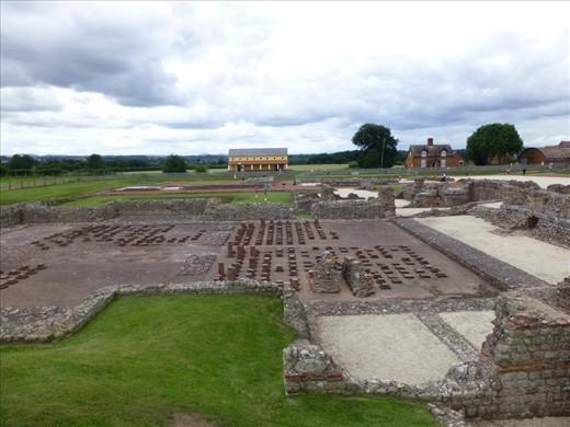 Wrexham - an ancient Roman city