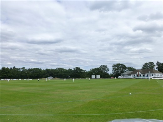 Moseley cricket club