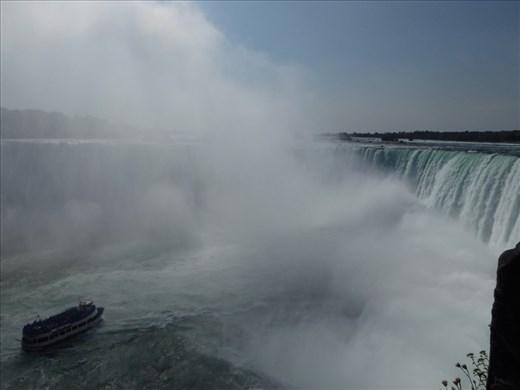Niagara is spectacular