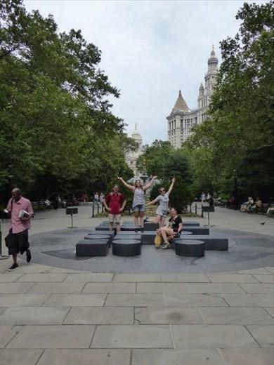 City Hall gardens