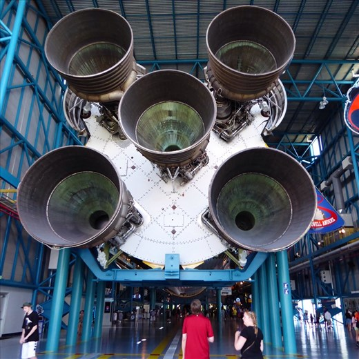 Most of my dat - following Ian.  This time the Saturn launchers