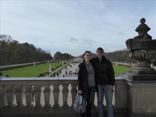 Nymphenburg gardens