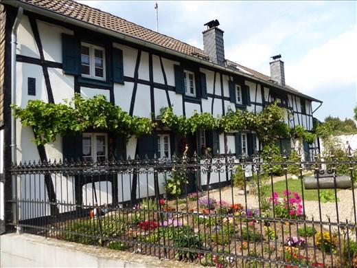 Fachwerkhaus in Blankenheim