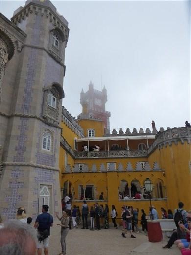 Sintra castle