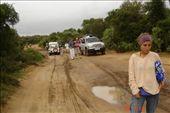 Problemas en la carretera.....350km en 12 horas...esto es la nacional de madagascar: by evagore, Views[236]