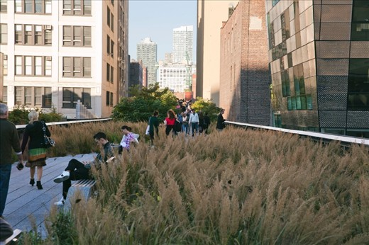 In Manhattan, nature and urbanism join forces to give people a