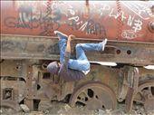 der Eisenbahnfriedhof bei Uyuni: by farfalla, Views[117]