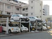 Parking station Hiroshima Port: by fartandbelch, Views[189]