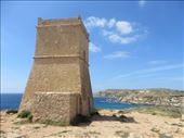 Ancient Tower in Golden Bay, Malta: by farwidelife, Views[39]