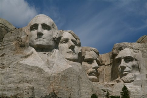 Looking for Cary Grant? Mt. Rushmore NP, SD