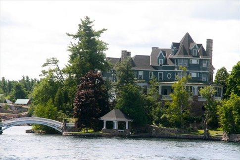 Millionaires' Row, 1000 Islands