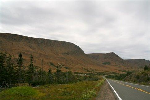 Tablelands, Gross Morne NP
