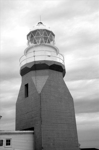 Lighthouse at Crow Head