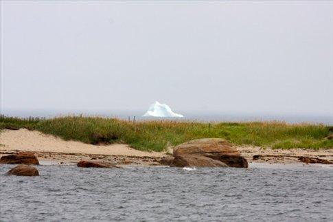 The last iceberg of the season