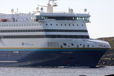 Hours late is the new on-time, Marine Atlantic Ferry