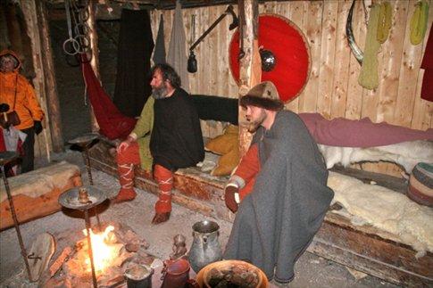 Vikings live! L'Anse aux Meadows
