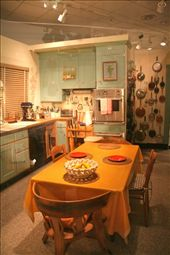 Julia Child's kitchen, Smithsonian History Museum DC: by fieldnotes, Views[322]