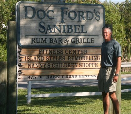 Doc Ford's Rum Bar, Sanibel FL