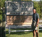 Doc Ford's Rum Bar, Sanibel FL: by fieldnotes, Views[179]