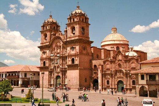 Catherdral de la Compania de Jesus, Cusco