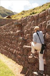 Climbing the Inca steps, Tipon: by fieldnotes, Views[518]