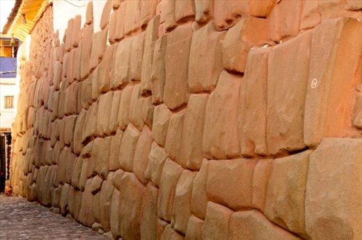 Inca stonework, Cusco