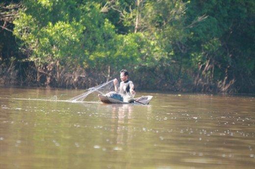 Fishing, Yarinacocha