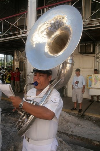 Military band, iquitos
