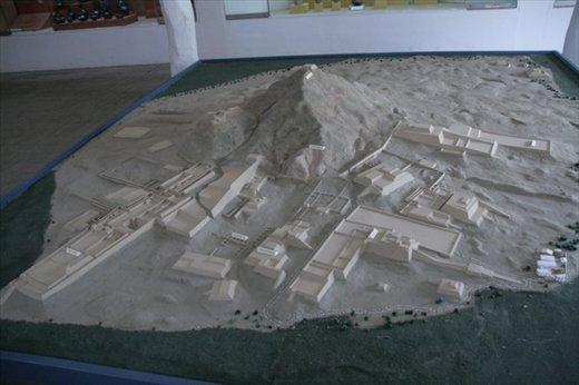 Model of Tucume