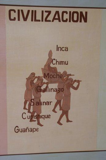 Pr-Inca civilizations