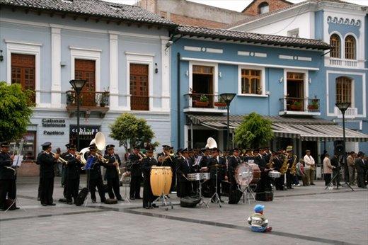 Plaza entertainment, Quito