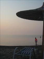 I love the beach,the sand the sun the water.: by filloretaahmeti, Views[60]