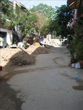 Dug-up mess of a lane: by fimc, Views[189]
