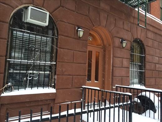 Home address: 621 East 6th St, Apt 1, 10009 NY, NY