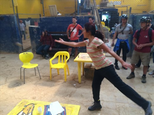 National sport of Colombia: Teja