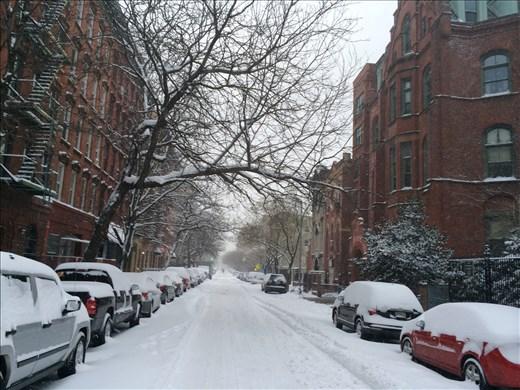 Our street: East 6th St