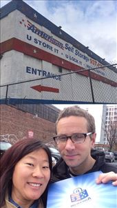 On Tuesday we finally signed all the paperwork for our storage unit at American Self Storage located in Long Island City in Queens. What an adventure with the 2 different subway lines  and the walking to the storage location... it is much cheaper than renting a storage unit in Manhattan. : by finally, Views[342]