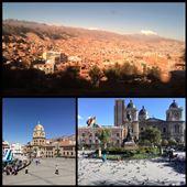 La Paz se situe au fond d'une vallée, ce qui est flagrant quand on arrive en bus depuis le haut de la vallée; pas mal impressionnant! : by finally, Views[218]